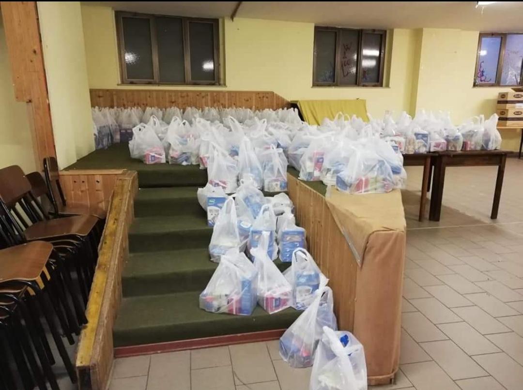 Emergenza Codiv: la Caritas di Trofarello fa il punto sulla solidarietà
