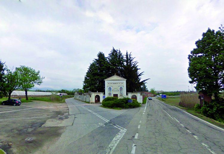 Cambiano: sabato il cimitero è chiuso