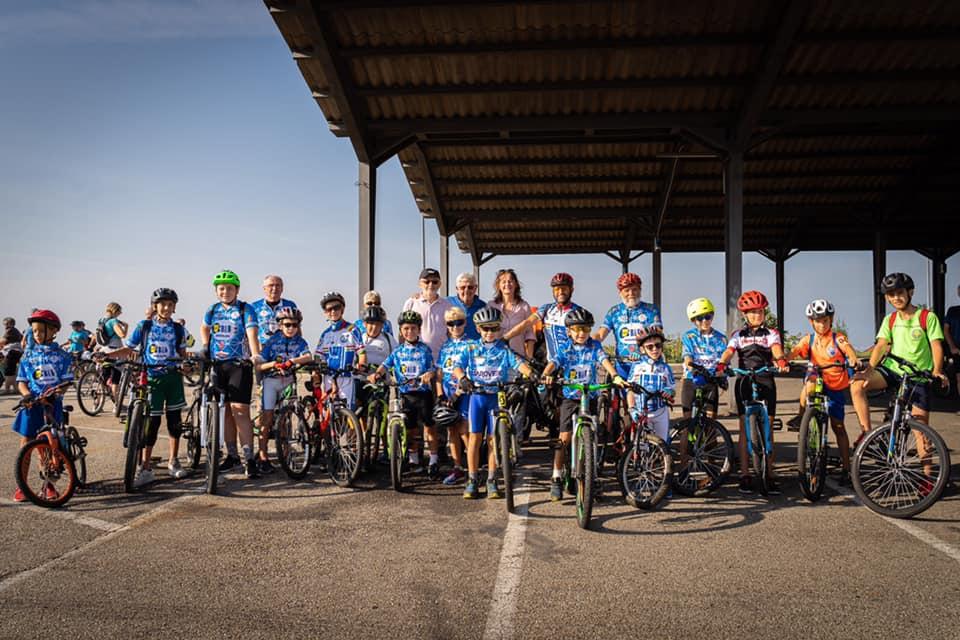 PECETTO – Un successo la biciclettata pro territorio