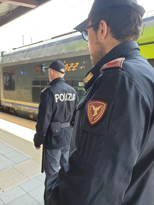 Rail Action Week da parte della Polfer